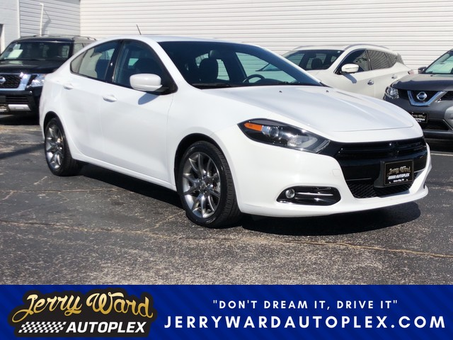 Pre-Owned 2015 Dodge Dart SXT Rallye Edition