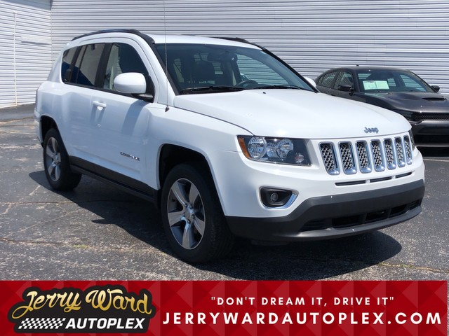 Pre-Owned 2017 Jeep Compass 2WD High Altitude