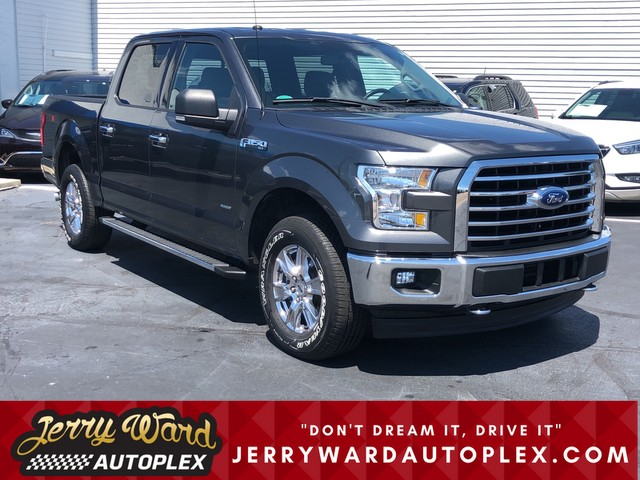 Pre Owned 2017 Ford F 150 Supercrew 4wd Xlt Four Wheel Drive Pickup Truck