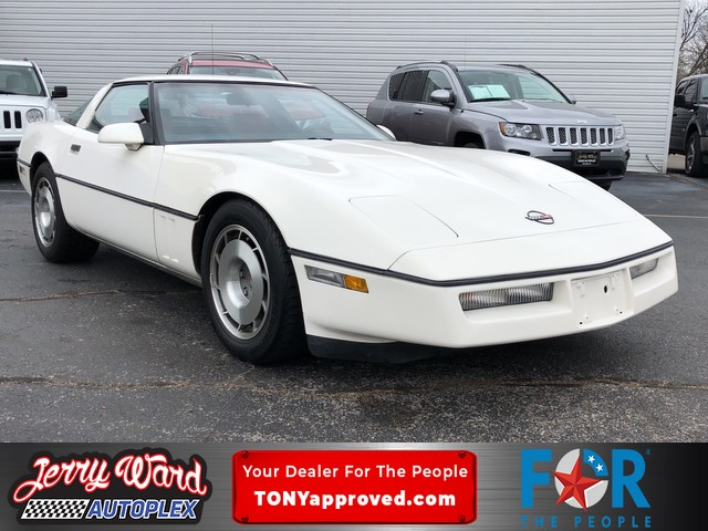 Pre-Owned 1987 Chevrolet Corvette