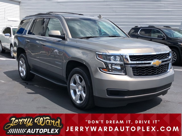 Pre Owned 2017 Chevrolet Tahoe 2wd Ls Rear Wheel Drive Suv