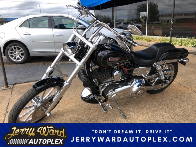 Pre-Owned 2007 Harley Davidson Dyna Wide Glide Motorcycle