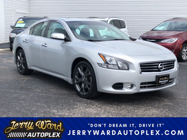 Pre Owned 2014 Nissan Maxima 3.5 SV W/Sport Pkg