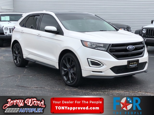 Pre Owned  Ford Edge Awd Sport