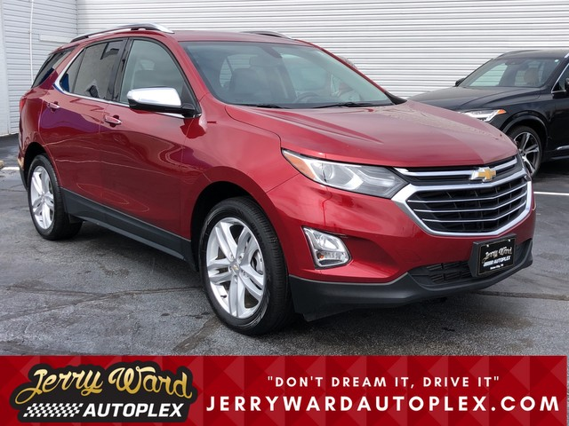 Pre-Owned 2019 Chevrolet Equinox AWD Premier