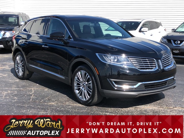 Pre Owned 2016 Lincoln Mkx Awd Reserve