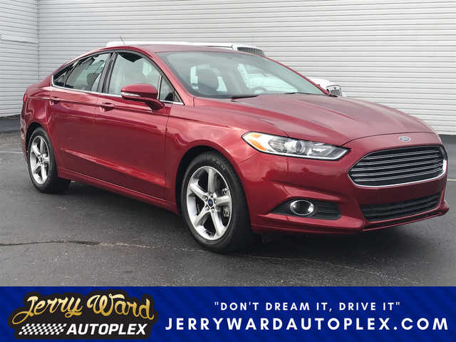 Pre-Owned 2014 Ford Fusion FWD SE-- Questions? Cell/Text 24/7 @ 731-335-4854