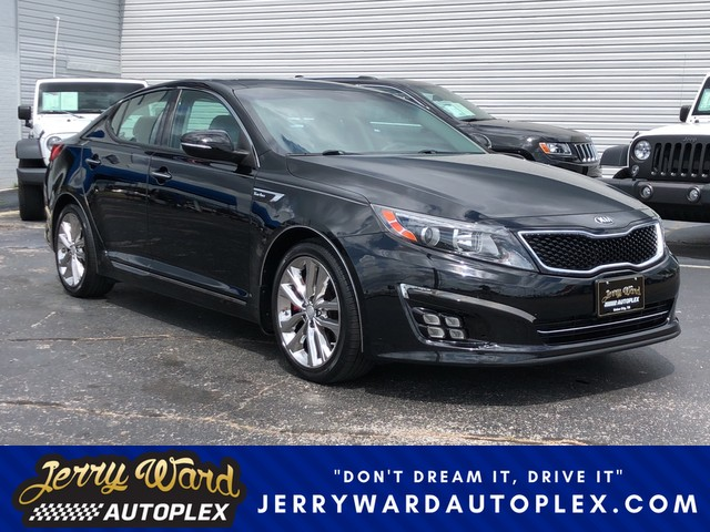 Pre Owned 2015 Kia Optima SXL Turbo