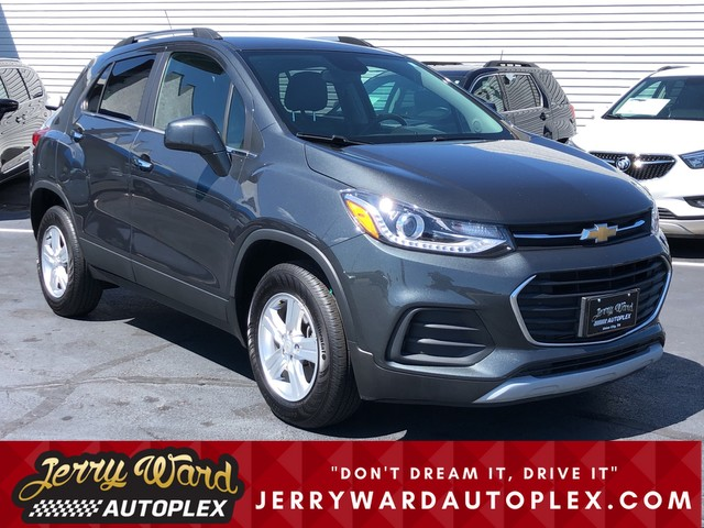 Pre-Owned 2017 Chevrolet Trax AWD LT