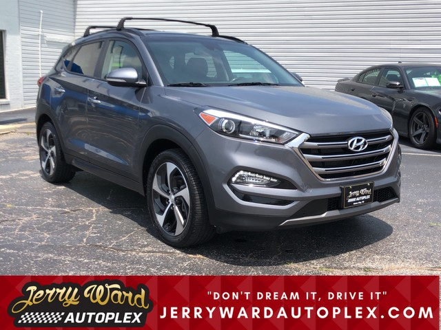Pre-Owned 2016 Hyundai Tucson AWD Limited