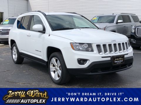 Pre-Owned 2015 Jeep Compass FWD High Altitude Edition Front Wheel Drive SUV