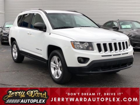 Pre-Owned 2016 Jeep Compass 4WD Sport