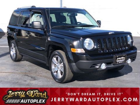 Pre-Owned 2016 Jeep Patriot FWD High Altitude Edition