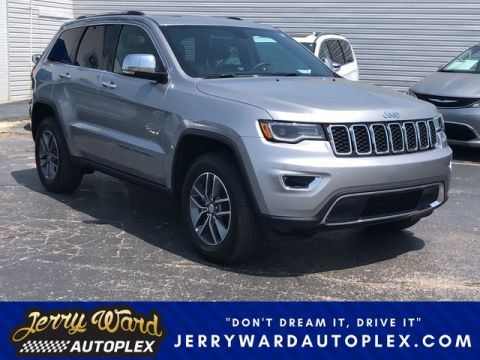 Pre-Owned 2018 Jeep Grand Cherokee 4WD Limited With Navigation