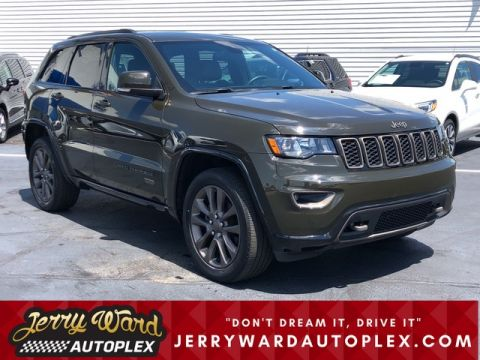 Pre-Owned 2016 Jeep Grand Cherokee 4WD Limited 75th Anniversary