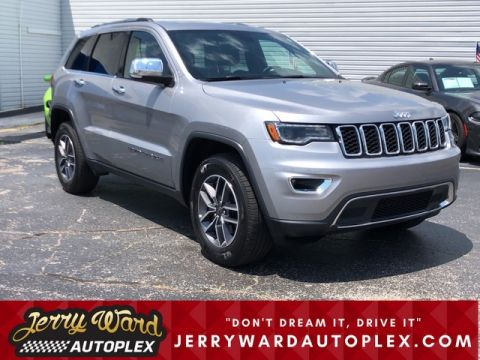 Pre-Owned 2019 Jeep Grand Cherokee 4WD Limited