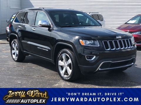 Pre-Owned 2015 Jeep Grand Cherokee 4WD Limited