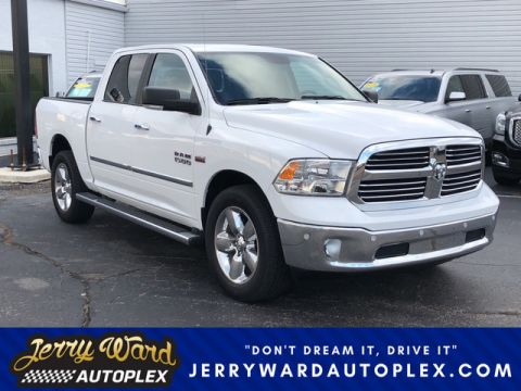 Pre-Owned 2016 Ram 1500 Crew Cab 4WD Big Horn-- Questions? Cell/Text 24/7 @ 731-335-4854 Four Wheel Drive Short Bed