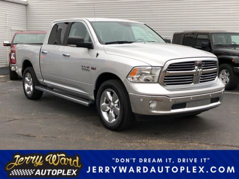 Pre-Owned 2016 Ram 1500 Crew Cab 4WD Big Horn Four Wheel Drive Pickup Truck