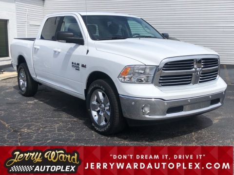 Pre-Owned 2019 Ram 1500 Classic Crew Cab 4WD Big Horn