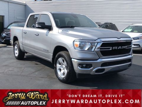 Pre-Owned 2019 Ram 1500 Crew Cab 4WD Big Horn