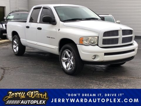 Pre-Owned 2004 Dodge Ram 1500 Quad Cab 2WD SLT