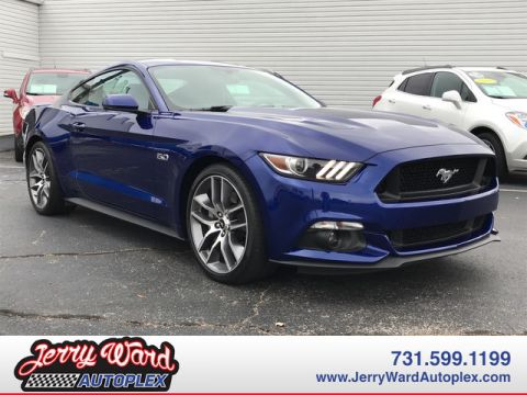 Pre-Owned 2015 Ford Mustang GT Premium-- Questions? Cell/Text 24/7 @ 731-335-4854 Rear Wheel Drive Coupe