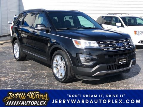 Pre-Owned 2016 Ford Explorer FWD XLT
