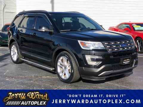 Pre-Owned 2016 Ford Explorer FWD XLT-- Questions? Cell/Text 24/7 @ 731-335-4854 With Navigation