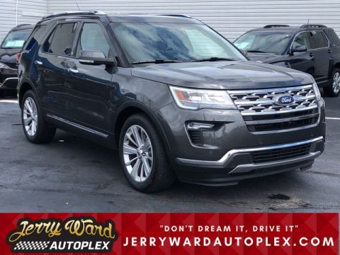 Pre-Owned 2019 Ford Explorer FWD Limited