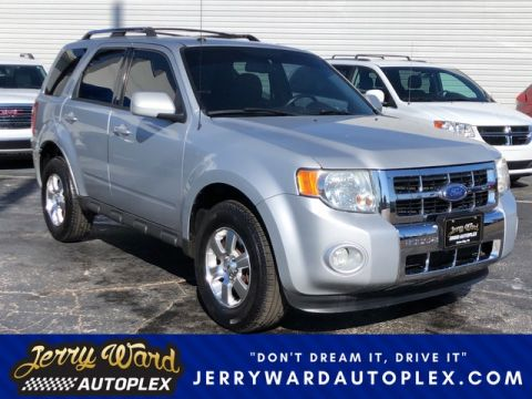 Pre-Owned 2011 Ford Escape FWD Limited