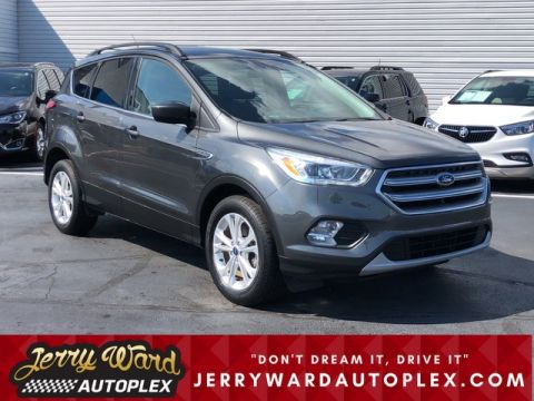 Pre-Owned 2017 Ford Escape FWD SE