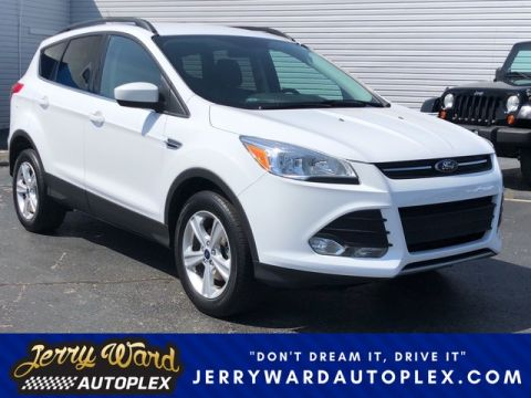 Pre-Owned 2016 Ford Escape FWD SE Front Wheel Drive SUV