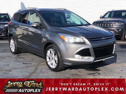 Pre-Owned 2014 Ford Escape FWD Titanium