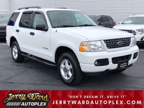 Pre-Owned 2004 Ford Explorer 2WD XLT