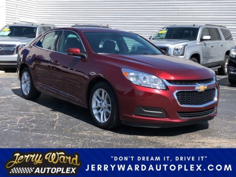 Pre-Owned 2016 Chevrolet Malibu Limited LT Front Wheel Drive Sedan