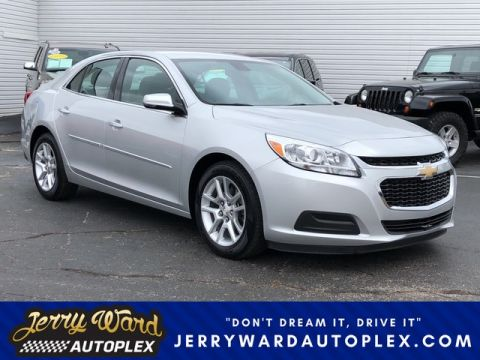 Pre-Owned 2015 Chevrolet Malibu LT Front Wheel Drive Sedan