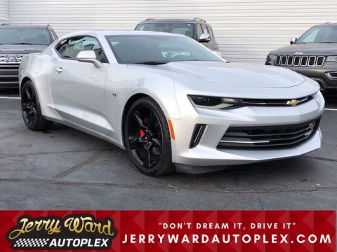 Pre-Owned 2017 Chevrolet Camaro LT RS