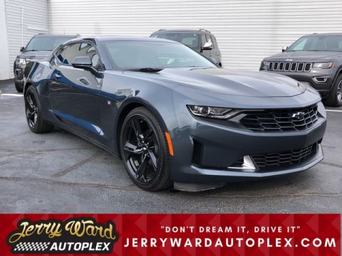 Pre-Owned 2019 Chevrolet Camaro 2LT RS