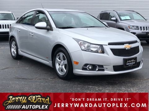 Pre-Owned 2014 Chevrolet Cruze LT RS