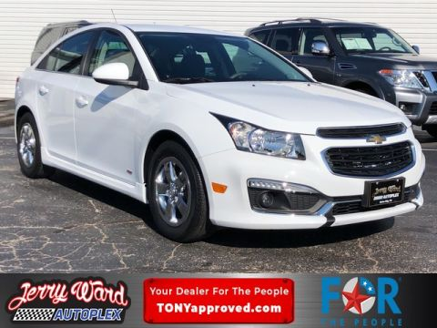 Pre-Owned 2016 Chevrolet Cruze Limited LT RS