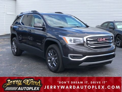 Pre-Owned 2017 GMC Acadia FWD SLT