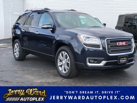 Pre-Owned 2015 GMC Acadia AWD SLT-2-- Questions? Cell/Text 24/7 @ 731-335-4854 AWD