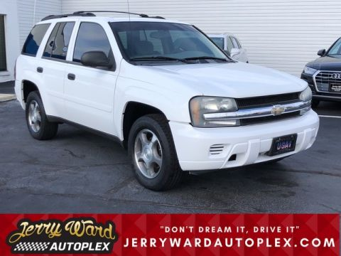 Pre-Owned 2007 Chevrolet TrailBlazer 4WD LS
