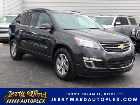 Pre-Owned 2017 Chevrolet Traverse AWD 2LT AWD