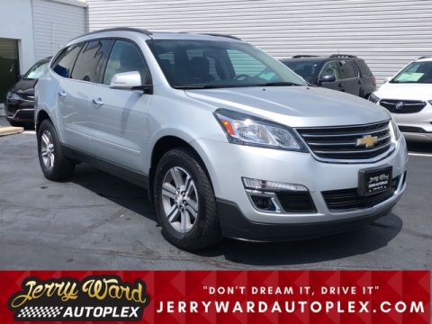 Pre-Owned 2016 Chevrolet Traverse AWD 2LT
