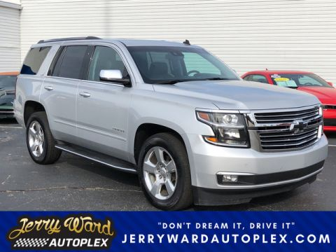 Pre-Owned 2015 Chevrolet Tahoe 2WD LTZ-- Questions? Cell/Text 24/7 @ 731-335-4854 Rear Wheel Drive SUV