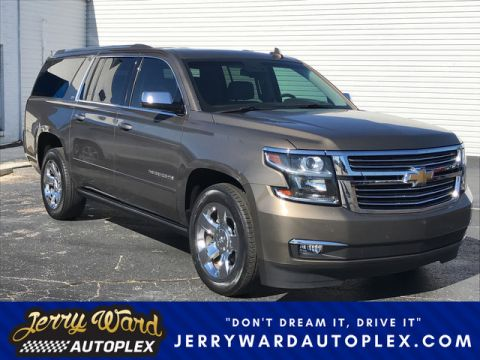 Pre-Owned 2015 Chevrolet Suburban 2WD LTZ-- Questions? Cell/Text 24/7 @ 731-335-4854 Rear Wheel Drive SUV
