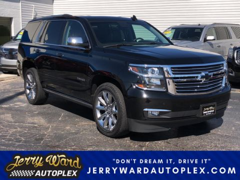 Pre-Owned 2015 Chevrolet Tahoe 4WD LTZ-- Questions? Cell/Text 24/7 @ 731-335-4854 Four Wheel Drive SUV