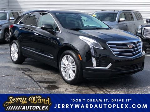 Pre-Owned 2018 Cadillac XT5 Premium Luxury FWD Front Wheel Drive Sport Utility